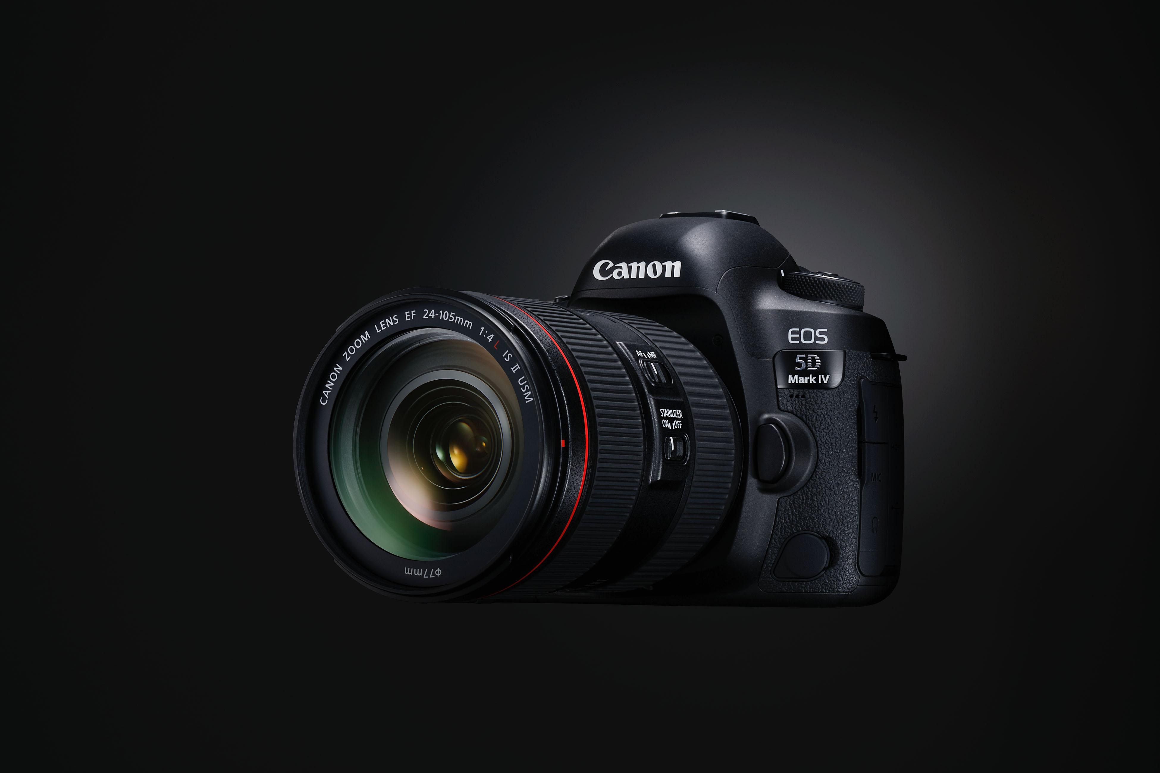 Ecco come sarà la nuova Canon EOS 5D Mark IV