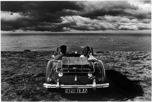 Gianni Berengo Gardin, Normandia, 1933.