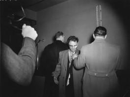 foto arresto weegee mostra palazzo magnani reggio emilia