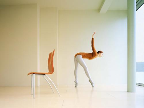 David Stewart_Ballet Chair_2001_©David Stewart