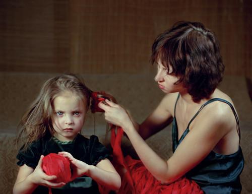 Viktoria Sorochinski mostra fotografia europea reggio emilia