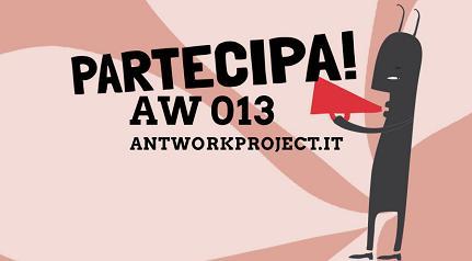 antiworkprojetc immagine call 2013