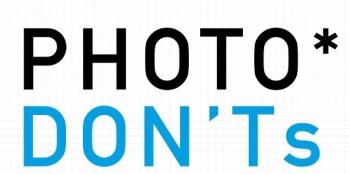 photo don'ts incontri fotografia logo