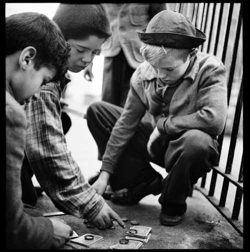 Stanley Kubrick, a tale of a shoe-shine boy, 1947