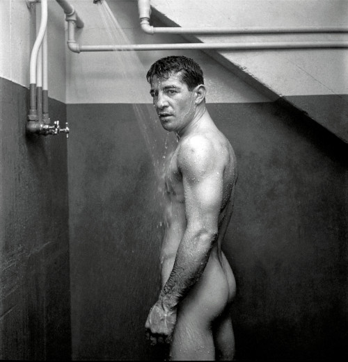 Stanley Kubrick, World sport boxing's two mythic heroes Rocky Graziano, dicembre 1949