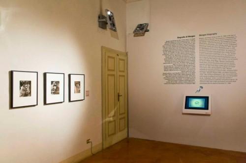 La mostra di Weegee a Palazzo Magnani