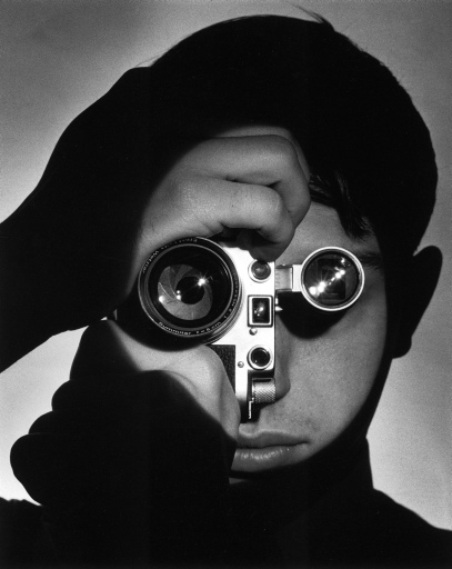 The Photojournalist, 1951 by Andreas Feininger © Time Inc.