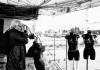 Anders Petersen in giro per l'emilia del terremoto