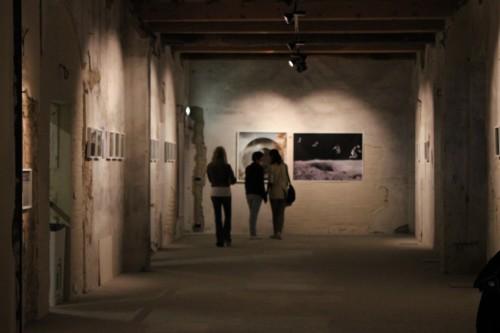 L'esposizione ai Chiostri San Pietro, a Reggio Emilia