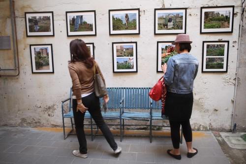gente alle mostre di fotografia europea 2013
