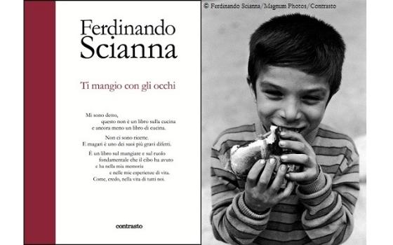 la copertina del libro di Scianna edito da Contrasto