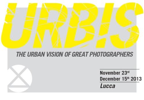 urbis photolux lucca 2013 logo