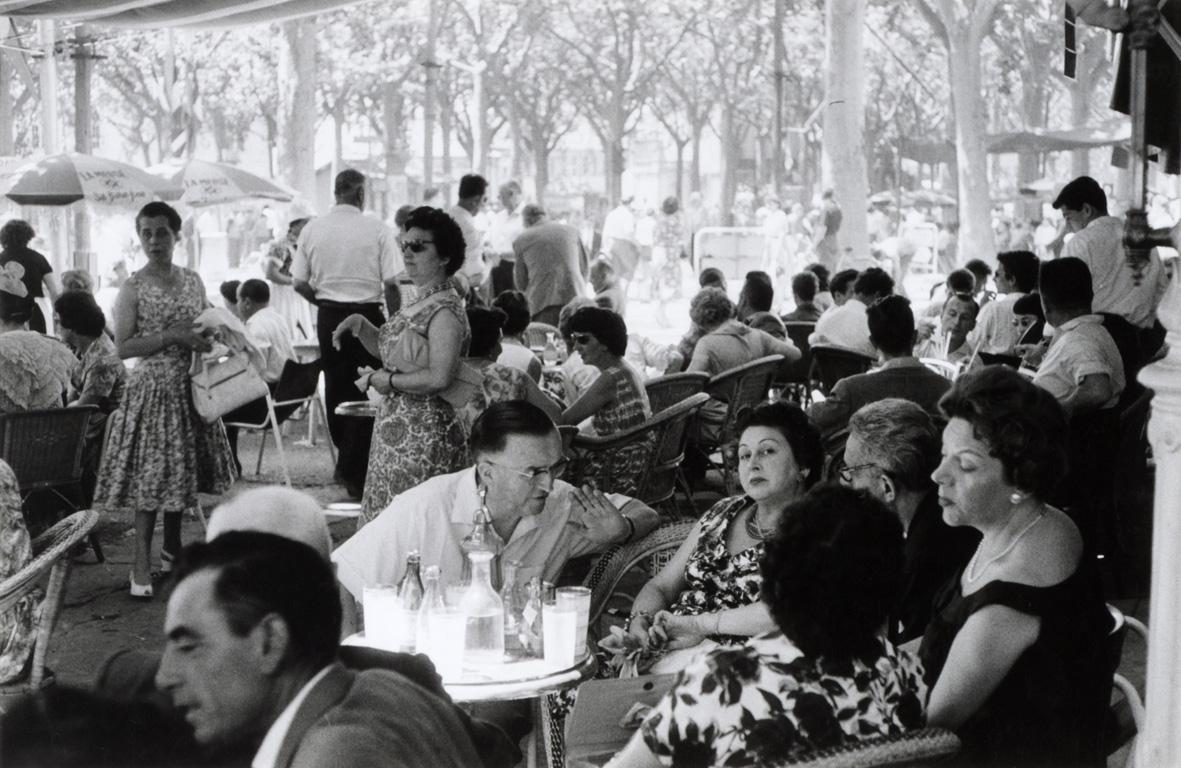 Henri Cartier-Bresson: France, 1960. Collezione privata Dionisio Gavagnin