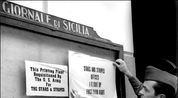 Phil Stern Sicily 1943