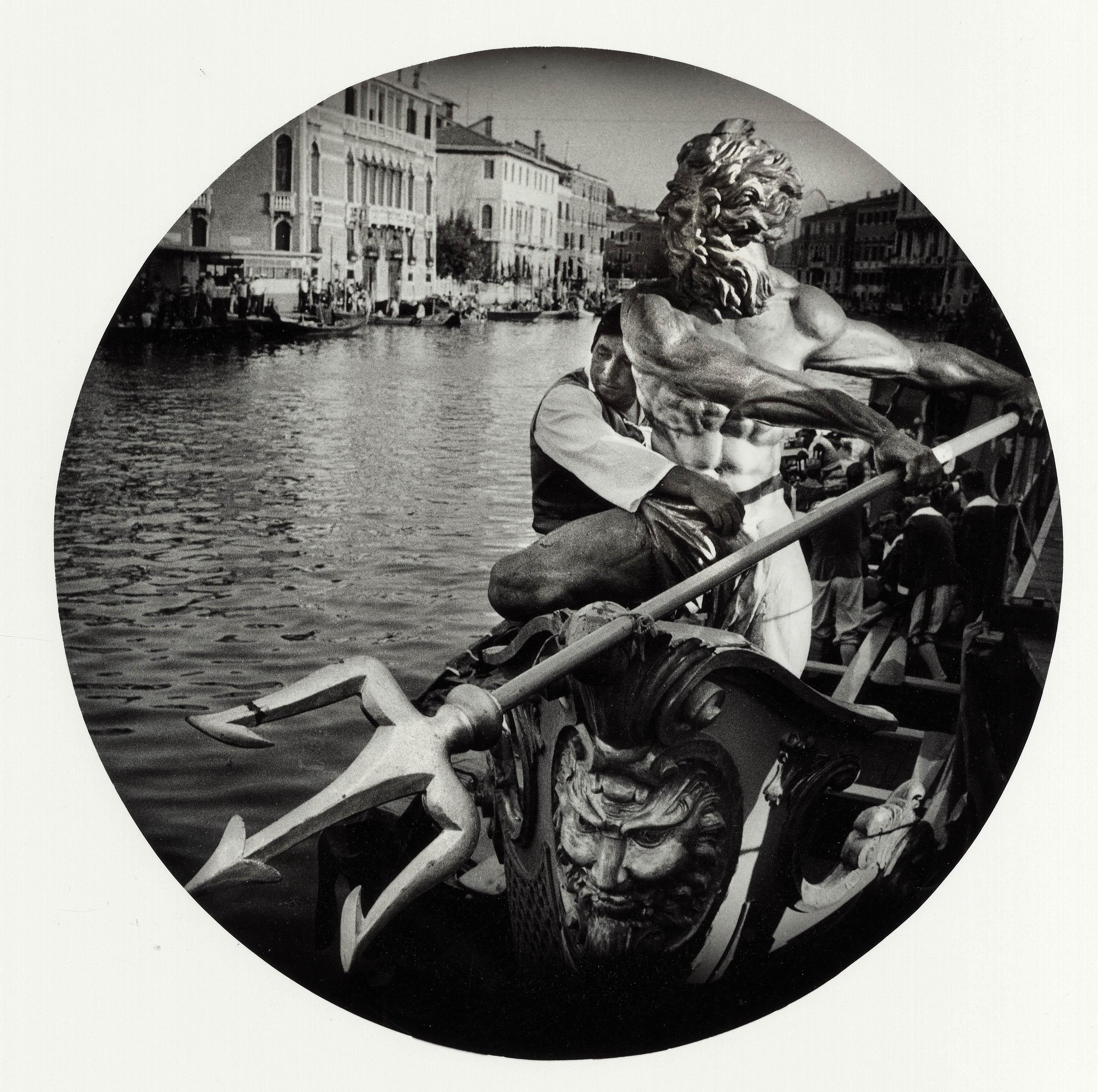 Roberto Salbitani, Venezia, 1972 - 1982