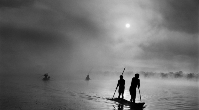 foto pescatori della mostra genesi salgado prorogata