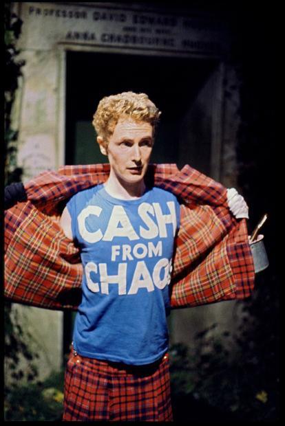 John Tiberi, cash from Chaos