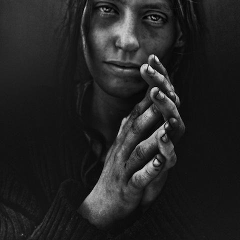 Homeless, ph Lee Jeffries