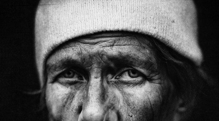 Lee Jeffries homeless intervista