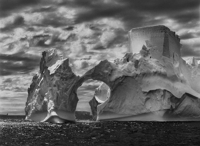 Penisola Antartica, 2005 © Sebastião Salgado/Amazonas Images