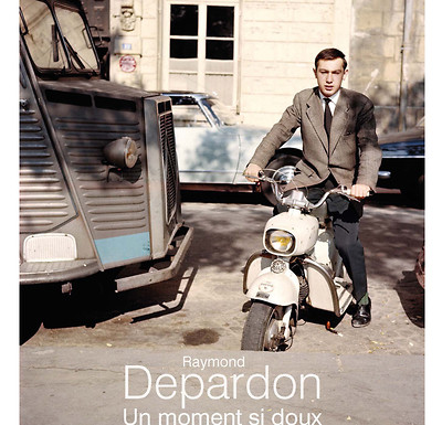 mostra Raymond Depardon a Parigi locandina