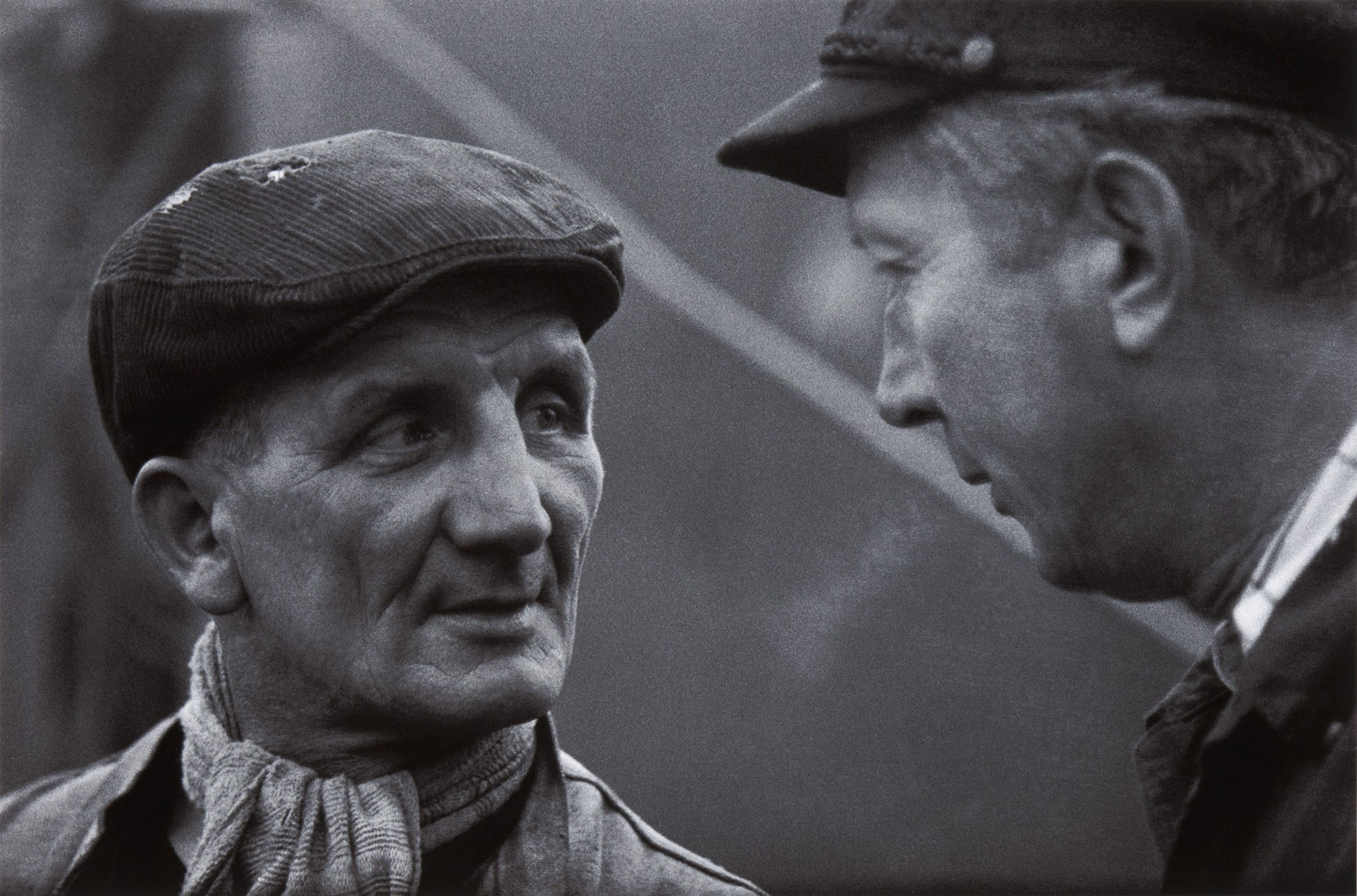 Inventory Number 5787 Erich Lessing, From Europe Post World War II, Shipbuilding at the Schlieker-shipyard, Hamburg, 1958 Photo: Erich Lessing © Courtesy: Erich Lessing Culture & Fine Arts Archive, Vienna