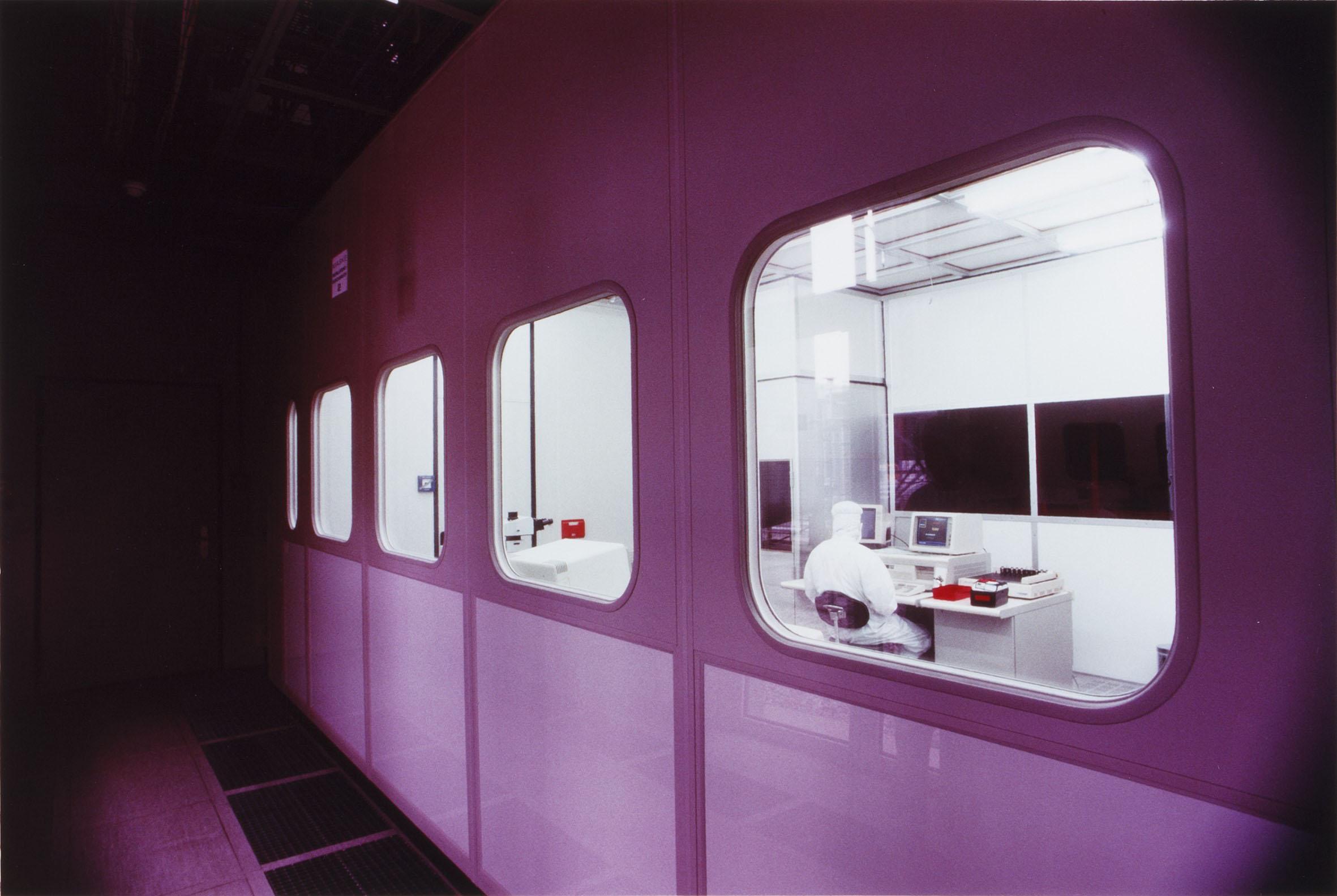 Inventory Number 5877 Timm Rautert, Siemens AG, München, 1989 Photo: Timm Rautert © Courtesy: Parrotta Contemporary Art Stuttgart, Berlin
