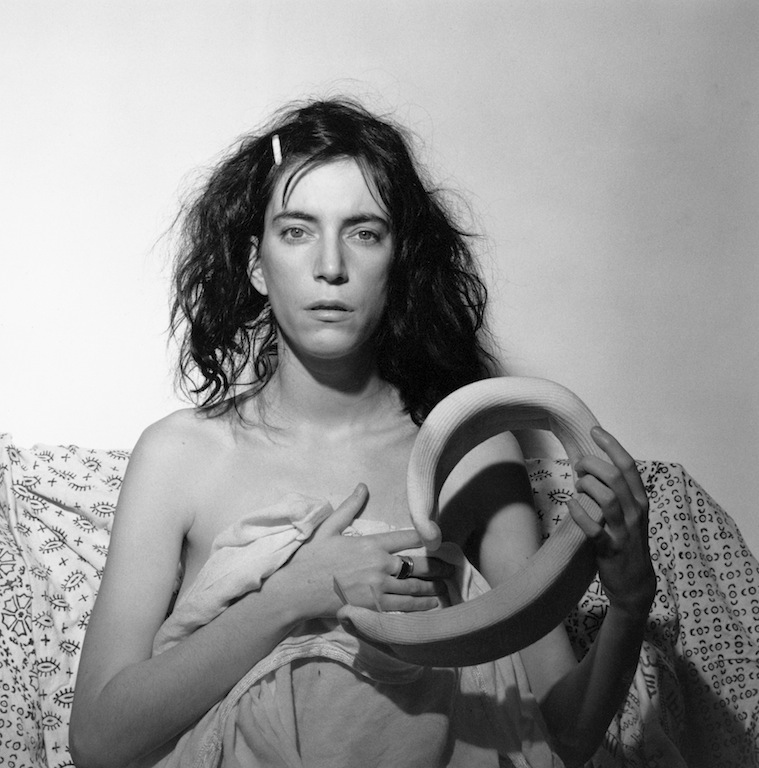 Robert Mapplethorpe Patti Smith 1978, Épreuve gelatino-argentique New York, Fondation Robert Mapplethorpe © Robert Mapplethorpe Foundation. Used by permission