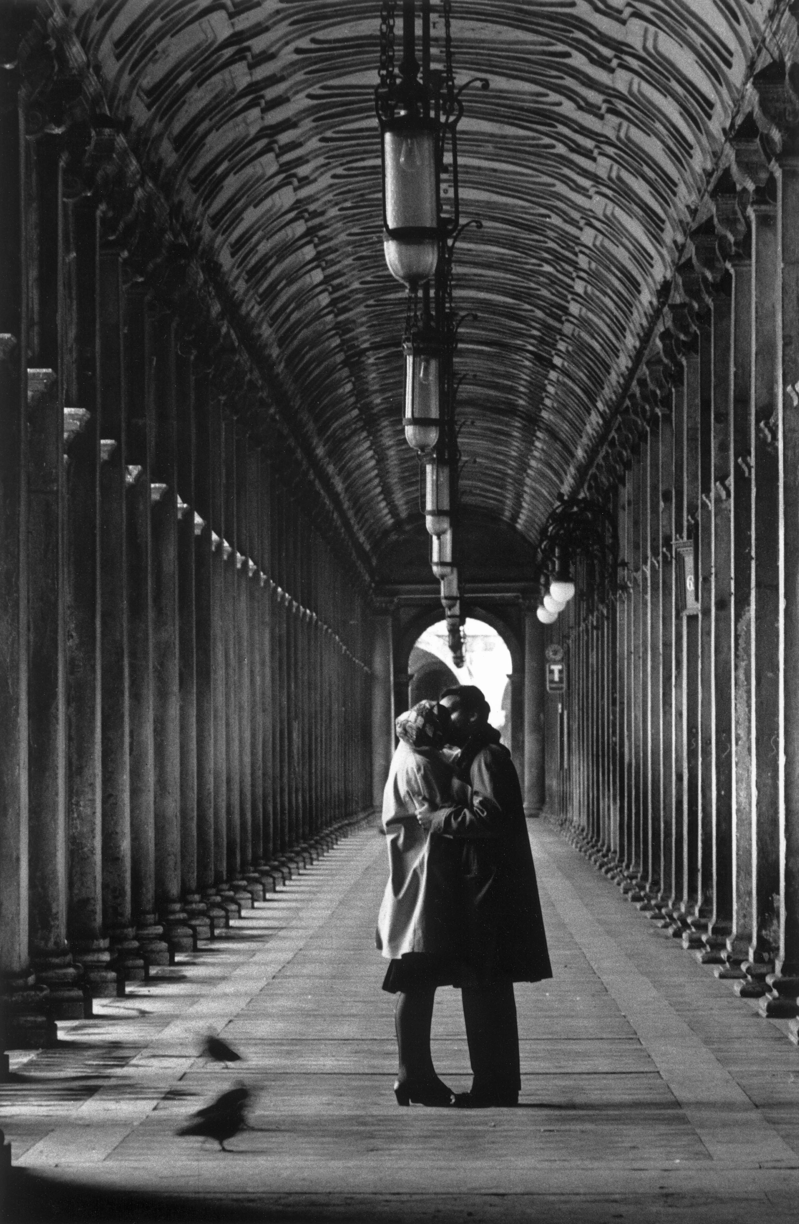 Gianni Berengo Gardin Venezia 1959_Piazza San Marco  © Gianni Berengo Gardin/Contrasto.