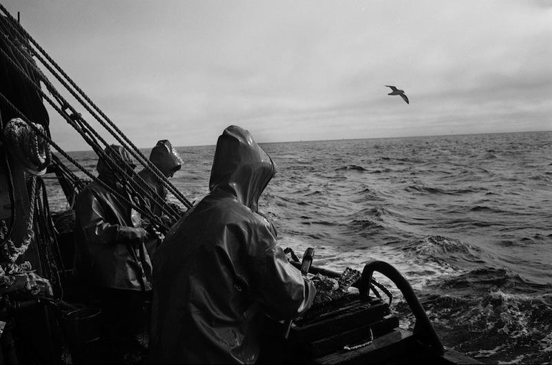 Oleg Klimov Illegale krabvangst in de Ochtoka Zee / Kamtsjatka. Augustus 2007. © Oleg Klimov