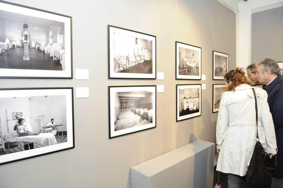 Un'immagine dell'esposizione, ph Fb Fondazione Banca del Monte di Lucca