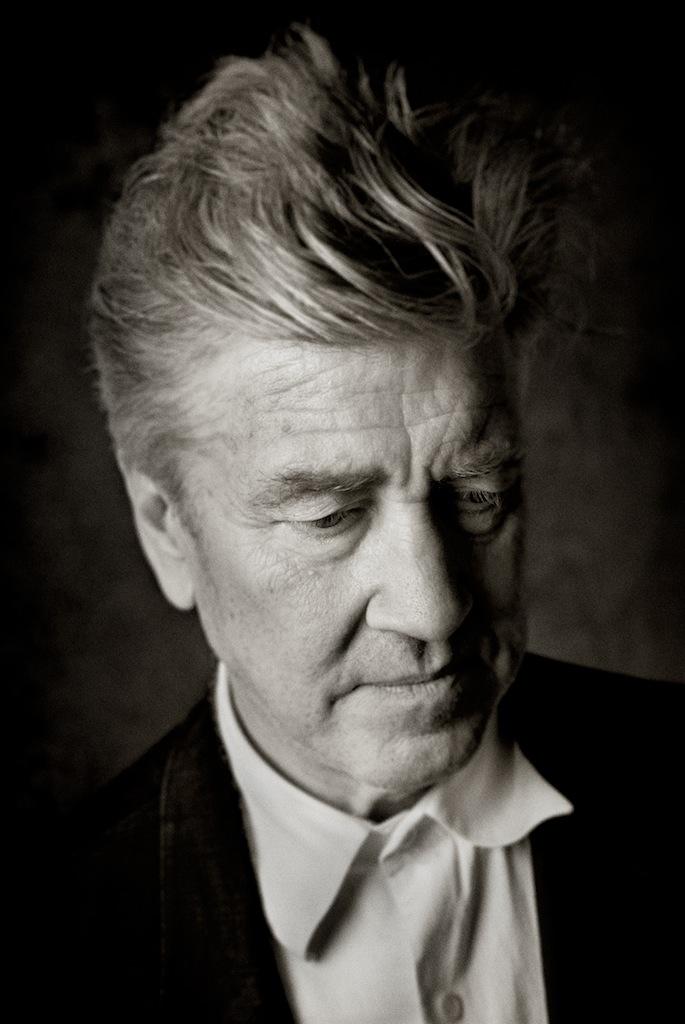Mark Berry Portrait of David Lynch