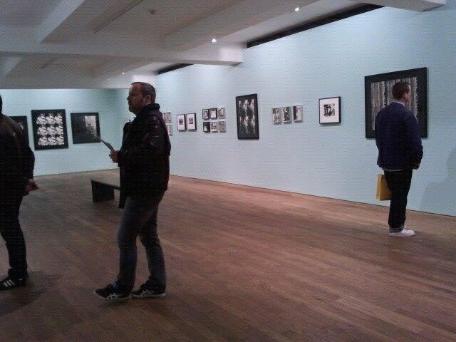 L'esposizione alla Photographers' Gallery