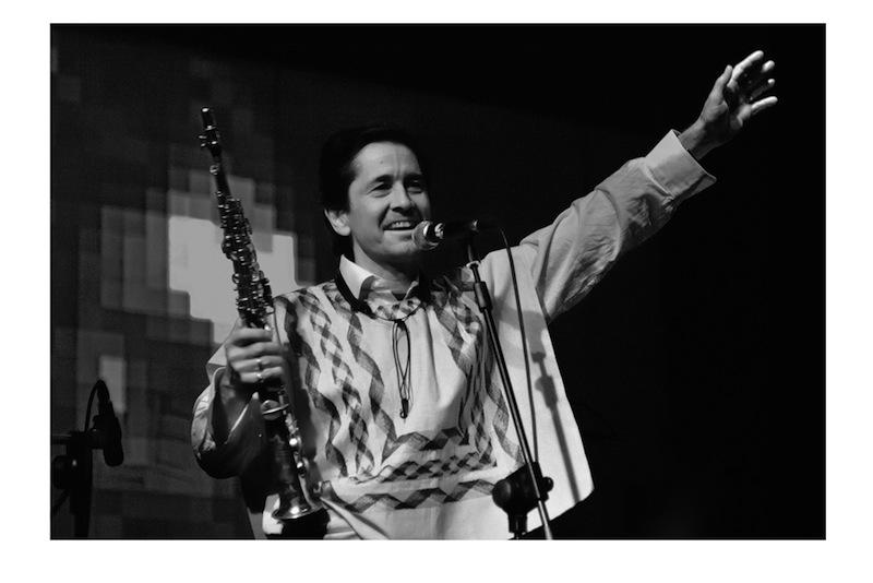 Steven Brown – Ferrara Zoo Music – 16/04/2005  © Giampaolo Zaniboni