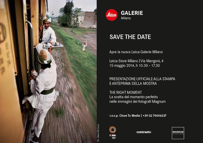 La mostra che inaugurerà a Milano