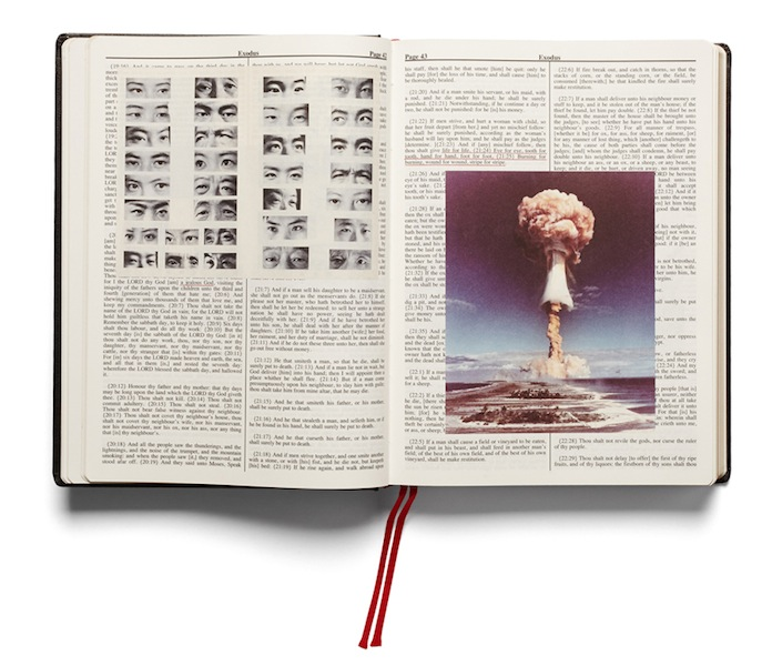 Exodus 2123, Holy Bible© Adam Broomberg e Oliver Chanarin, MACKAMC, 2013