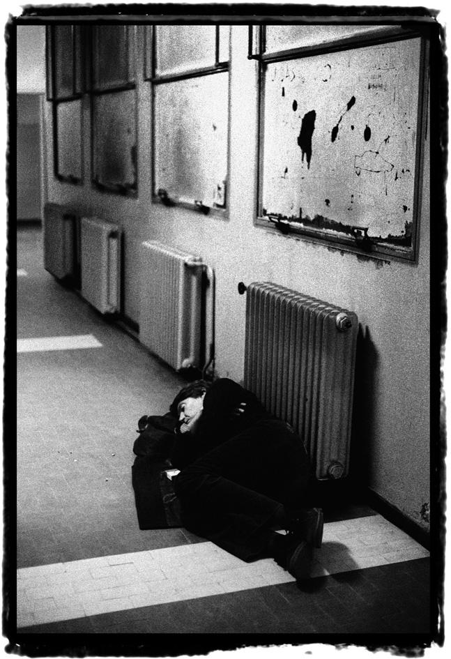 Guido Harari - De Andrè © Guido Harari / Wall of Sound