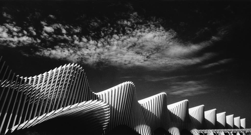 Stanislao Farri incontra Santiago Calatrava