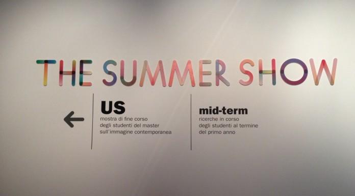 the summer show mostra fondazione fotografia modena report mostra 2014