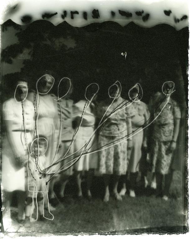 Gerald Slota l Boy with balloons, 2005