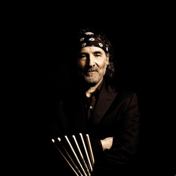 Franz di Cioccio, foto Harari