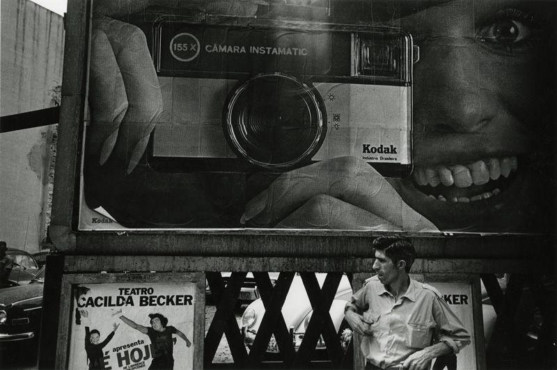 Paolo Gasparini, This sky we see here (Acá este cielo que vemos), São Paulo, Brazil, 1972.
