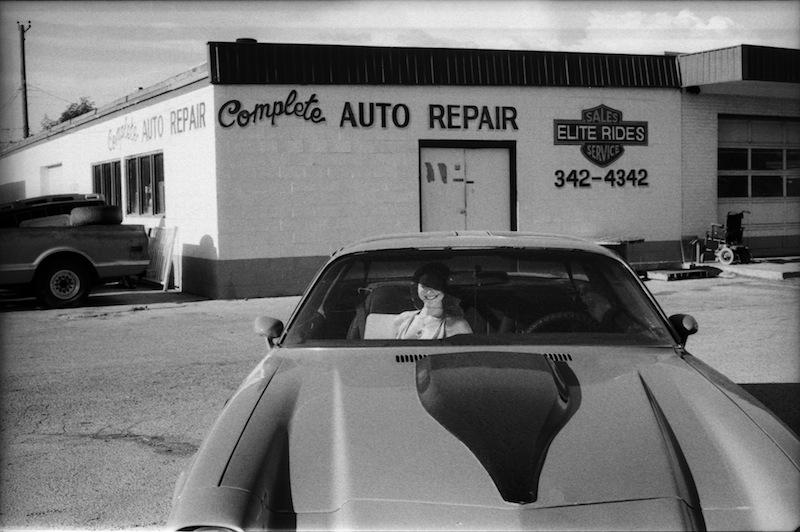 Un'autorimessa ad Amarillo, TX. Gabriele Stabile/CESURA