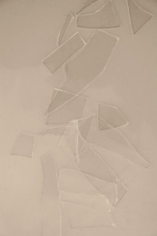 Io non sono più, 2013, stampa a getto d'inchiostro su carta cotone Photo Rag Satin montata su alluminio, cm 150x100