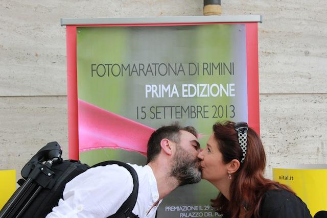 un'immagine dalla prima fotomaratona
