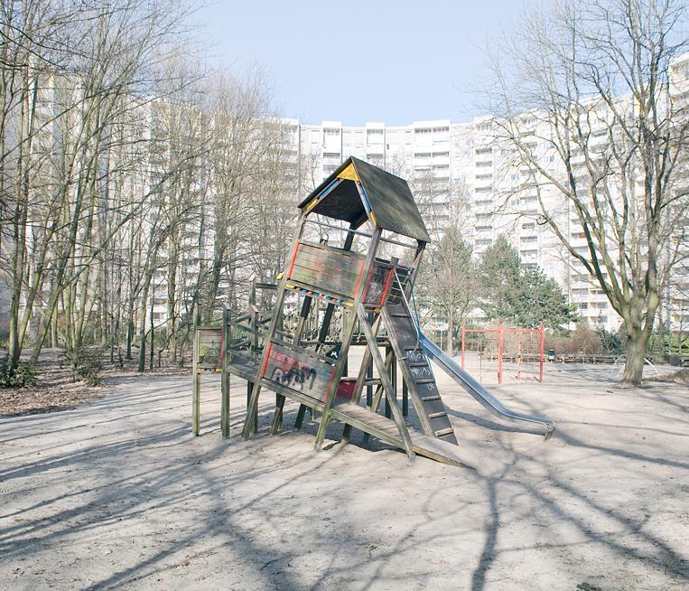 Juan Margolles Inhabit Fedora series Berlin, Germany 2011