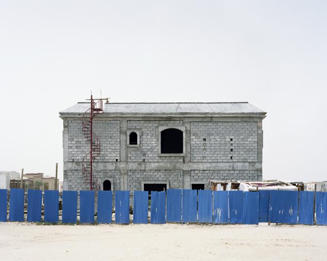 Ryan Debolski Unfinished City series Dubai, United Arab Emirates 2011