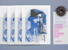 Sudario fanzine dedicata al Sud Italia copertina