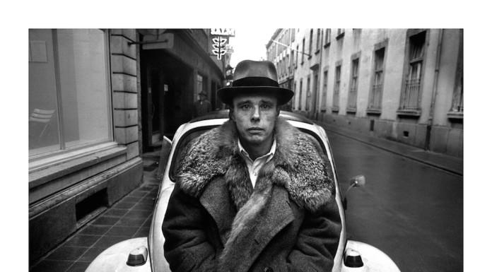 a roma la mostra dedicata fotografo Tadeusz Rolke