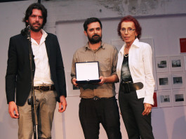 Tommaso Tanini vince il Premio Marco Pesaresi 2014